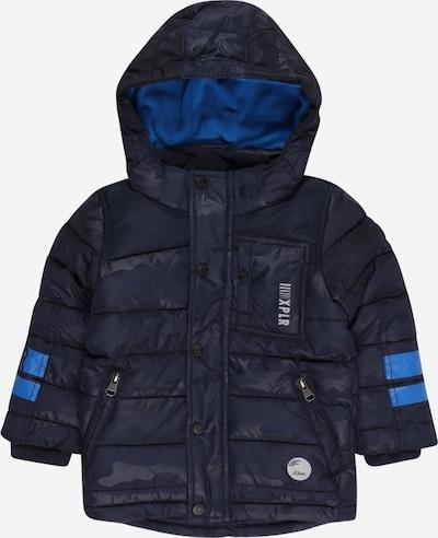 s.Oliver Winter Jacket in Cyan blue / Dark blue, Item view