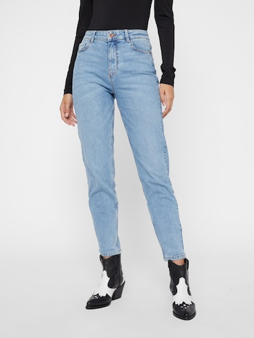 PIECES Jeans in Blauw