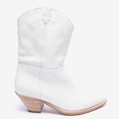 Ba&sh Stiefel in 38 in weiß, Produktansicht