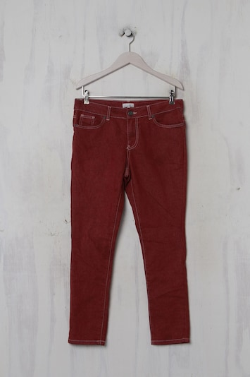 Lisa Tossa Jeans in 30-31 in Red, Item view