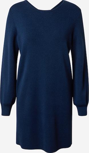 COMMA Robes en maille en bleu foncé, Vue avec produit