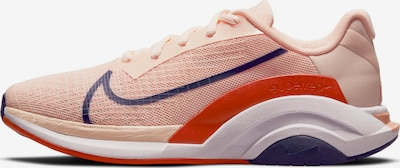 NIKE Sportschuh 'SuperRep Surge' in dunkelblau / apricot / rot, Produktansicht