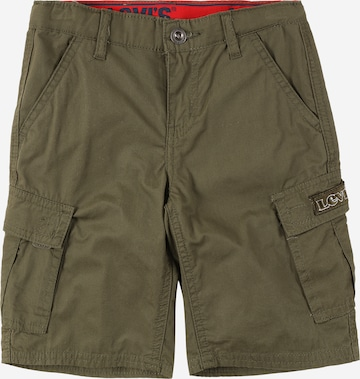 LEVI'S Püksid, värv roheline