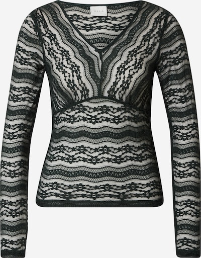 VILA T-shirt 'DIVO' en sapin, Vue avec produit
