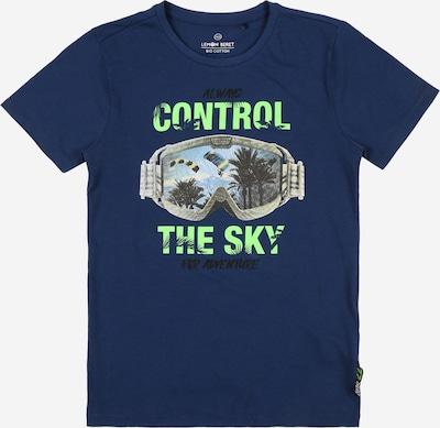 LEMON BERET T-Shirt en bleu foncé / mélange de couleurs, Vue avec produit