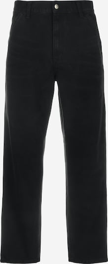 Carhartt WIP Jeans 'Single Knee' in black denim, Produktansicht