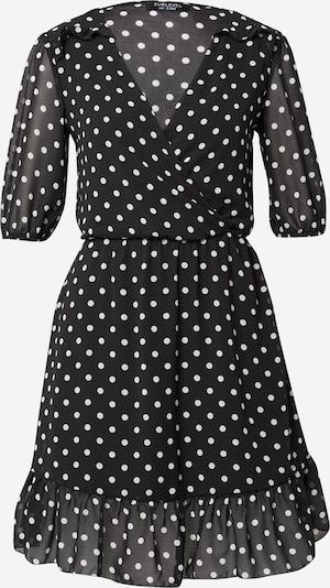 Sublevel Kleid in schwarz / weiß, Produktansicht