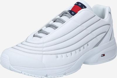 Sneaker bassa 'HERITAGE' Tommy Jeans di colore navy / grigio argento / rosso / bianco, Visualizzazione prodotti