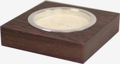 Linari Candles & Holders 'Wengé' in Dark brown, Item view