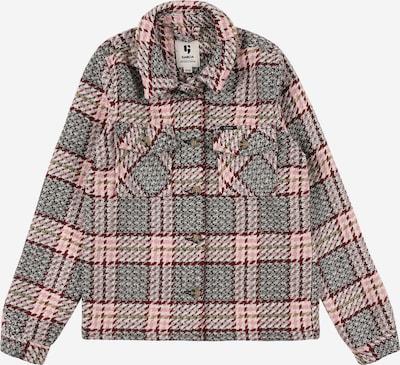 GARCIA Přechodná bunda - hnědá / růžová / červená / černá, Produkt