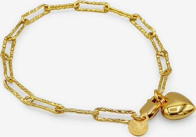 Corazul Armband in gold, Produktansicht
