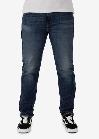 LEVI'S Jeans ' 502 Taper ' i blå denim, På modell
