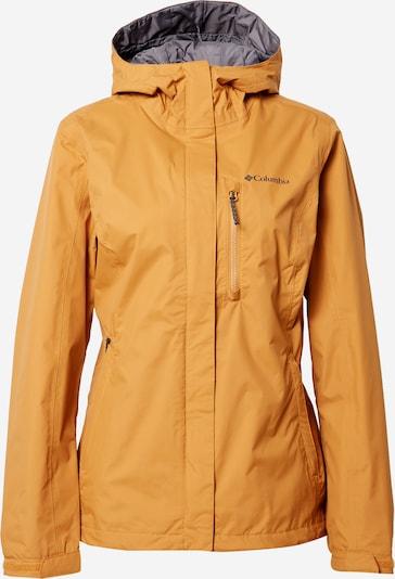 COLUMBIA Outdoor jakna 'Pouring Adventure' u narančasto žuta, Pregled proizvoda
