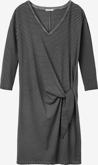 Sandwich Kleid in grau, Produktansicht
