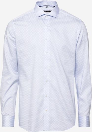 ETERNA Skjorte i lyseblå / hvid, Produktvisning