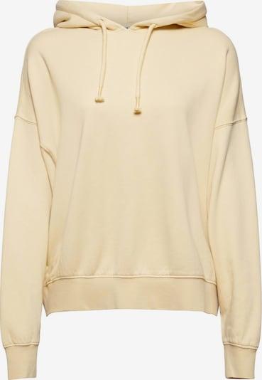 ESPRIT Sweatshirt in pastellgelb, Produktansicht