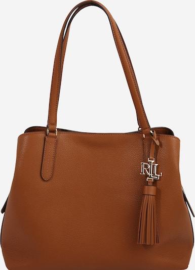 Lauren Ralph Lauren Torba na ramię w kolorze brązowym, Podgląd produktu