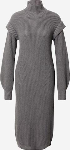 Esmé Studios Πλεκτό φόρεμα 'Ada' σε γκρι
