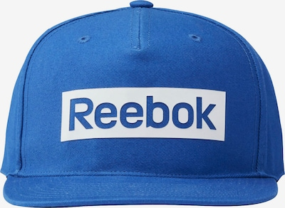 REEBOK Cap in blau / weiß, Produktansicht