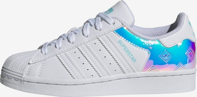 ADIDAS ORIGINALS Sneaker in blau / pink / weiß, Produktansicht