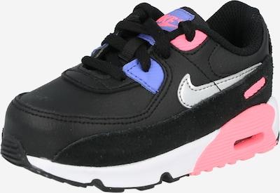 Nike Sportswear Zapatillas deportivas 'Air Max 90' en azul / rosa / negro, Vista del producto