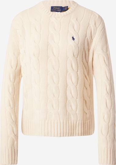 Polo Ralph Lauren Πουλόβερ σε κρεμ / μπλε μαρέν, Άποψη προϊόντος