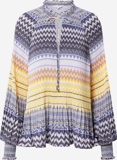Ted Baker Tuniek 'Deliie' in de kleur Navy / Bruin / Geel / Wit, Productweergave