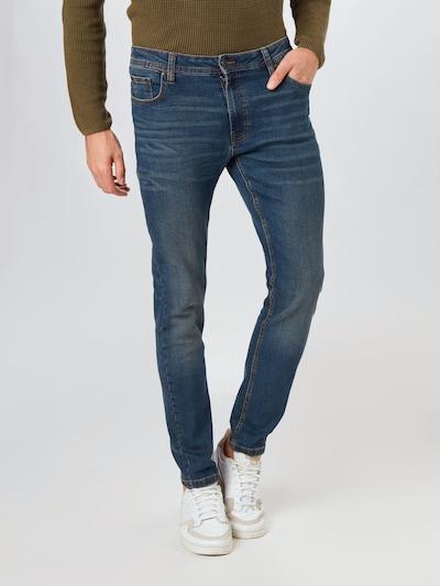 Denim Project Jeans 'MR. BLACK' in blue denim, Modelansicht
