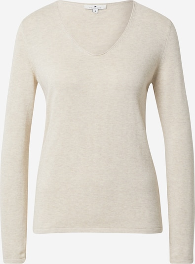 TOM TAILOR Pullover in beige, Produktansicht