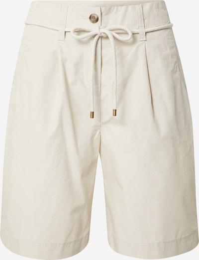 ESPRIT Klasiskas bikses, krāsa - bēšs, Preces skats