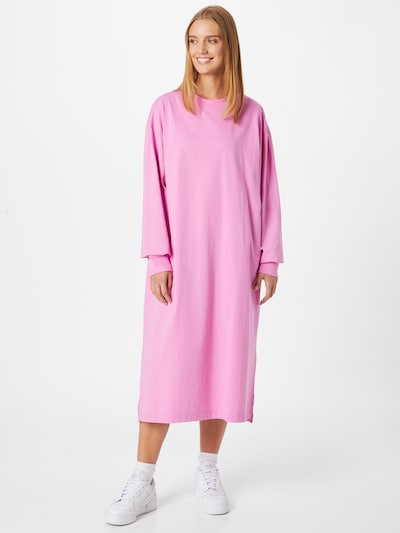 Rochie 'Chrome ls' Samsoe Samsoe pe roz, Vizualizare model