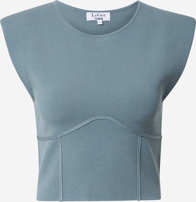 LeGer by Lena Gercke T-shirt 'Karli' i blå, Produktvy