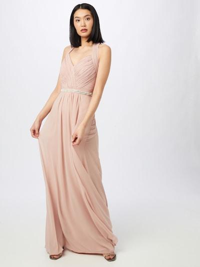 STAR NIGHT Večernja haljina u rosé, Prikaz modela