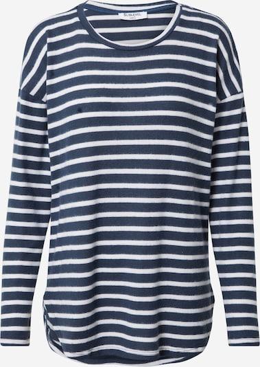 Sublevel Shirt in navy / weiß, Produktansicht