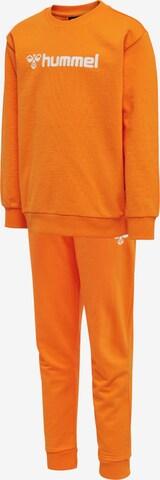 Survêtement 'Spring' Hummel en orange