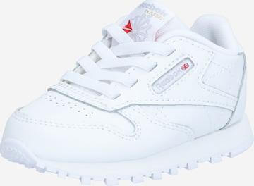 balts Reebok Classics Brīvā laika apavi