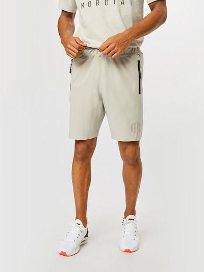 világosszürke MOROTAI Sportnadrágok ' High Performance Shorts 3.0 ', Modell nézet