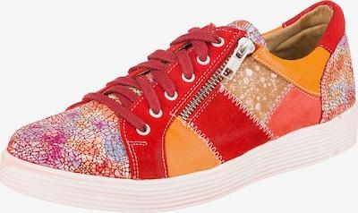 Corley originals Sneaker in beige / orange / pink / rot, Produktansicht