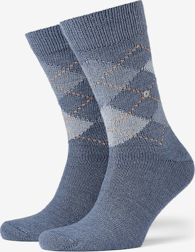 BURLINGTON Socken in taubenblau, Produktansicht