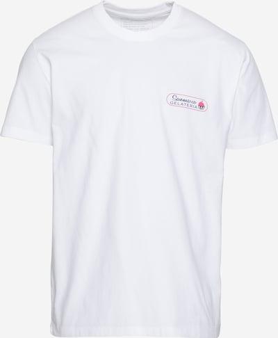 DRYKORN Shirt 'SAMUEL GELATO' in creme / braun / grün / pink / weiß, Produktansicht