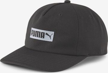 Casquette de sport PUMA en noir