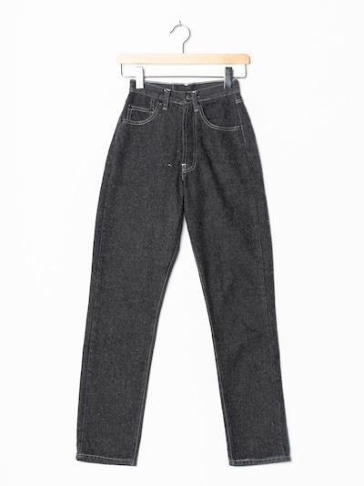 NAF NAF Jeans in 23/30 in black denim, Produktansicht