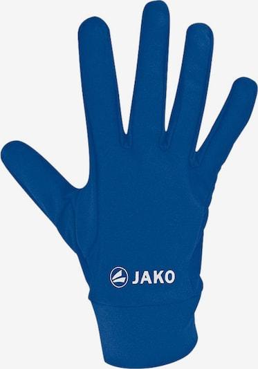 JAKO Handschuh in blau, Produktansicht