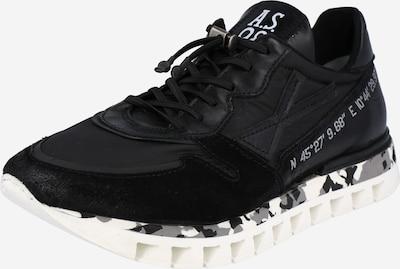 Sneaker bassa 'Snap' A.S.98 di colore nero / bianco, Visualizzazione prodotti