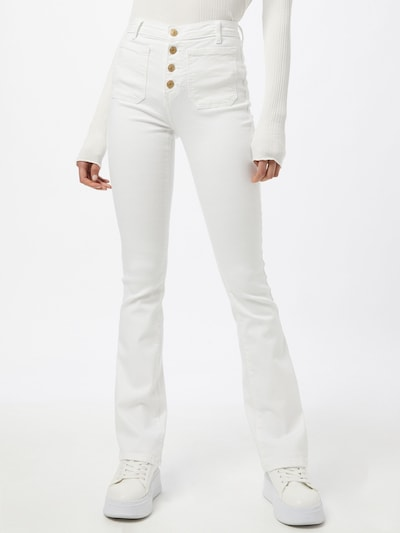ONLY Jeans 'PAOLA' in white, View model