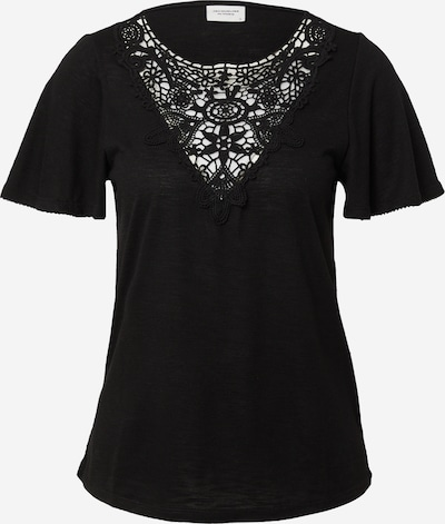 Tricou 'BERIT DODO' JDY pe negru, Vizualizare produs