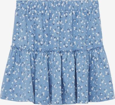 MANGO KIDS Spódnica 'COSTA' w kolorze granatowy / jasnoniebieski / białym, Podgląd produktu