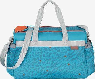 MCNEILL Sporttasche in blau / grau / orange, Produktansicht