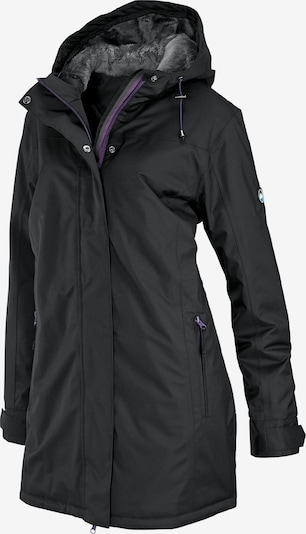 POLARINO Between-Season Jacket in Black, Item view
