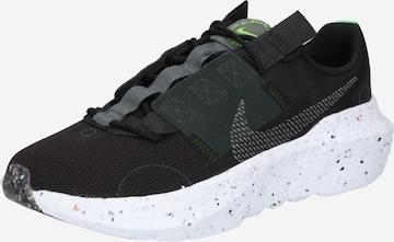 Sneaker bassa 'Crater' di Nike Sportswear in nero